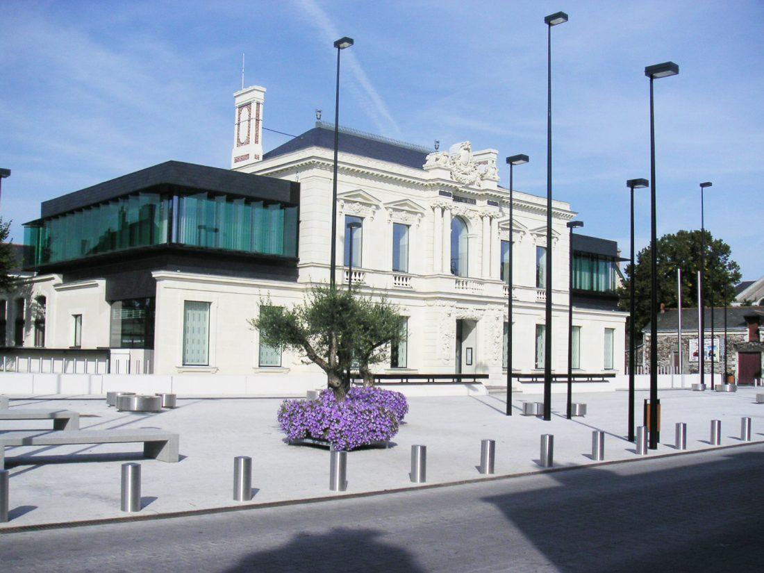Hôtel de ville de Trélazé