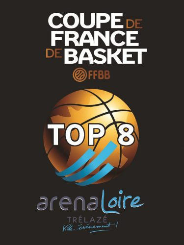 Coupe de France de Basket Top8