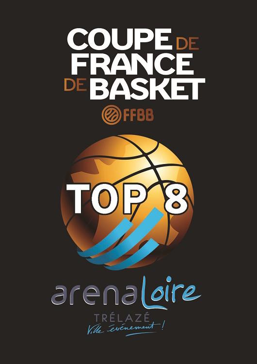 Coupe de France de Basket Top8