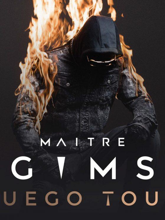 Maitre Gims Fuego Tour